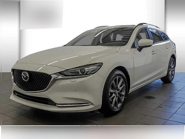 Mazda Mazda6 Kombi - 6 SK SKYACTIV-G 145FWD 6GS EXCLUSIVE