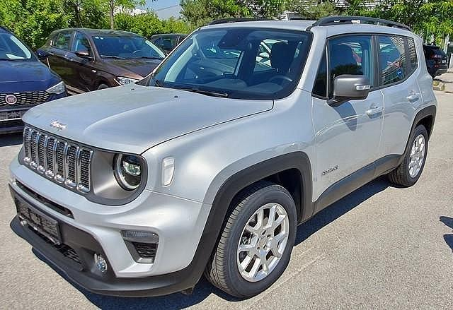 Jeep Renegade - Limited 1.3 GSE FWD AT AAC/Navi/Camera...