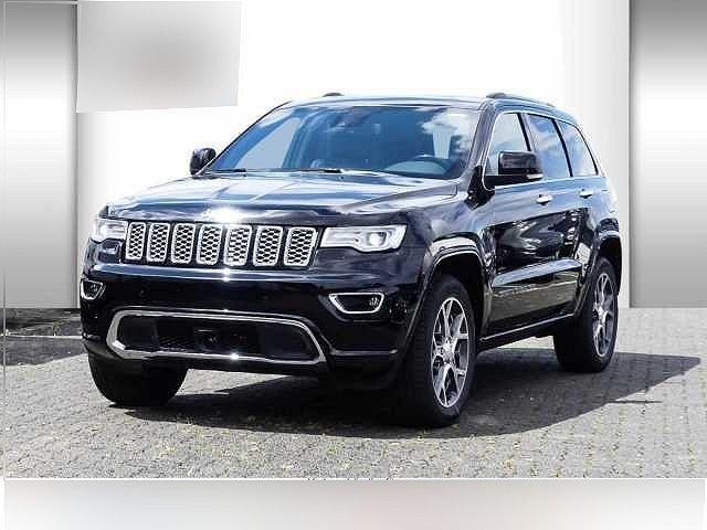 Jeep Grand Cherokee - 3.0I MJT Overland MY19 PANO NAVI LEDER MP3 KAMERA