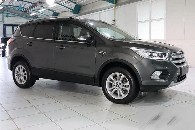 Ford Kuga - 2,0 TDCI AUTO. 4X4 TITANIUM NAVI XENON WINTER P-ASSIST KAMERA
