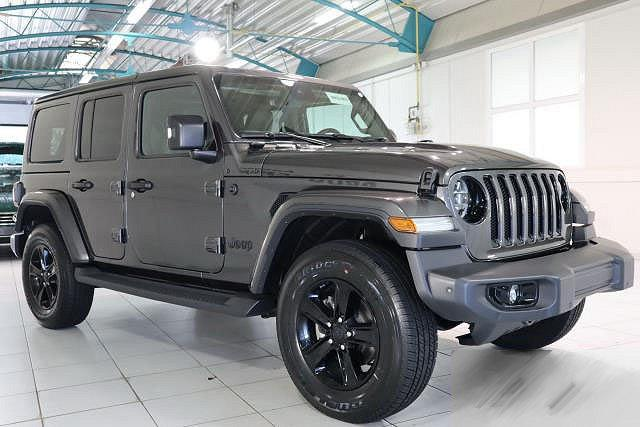 Jeep Wrangler - JL 2,2 CRDI UNLIMITED 4WD NIGHT EAGLE AUTOMATIK MJ 2020