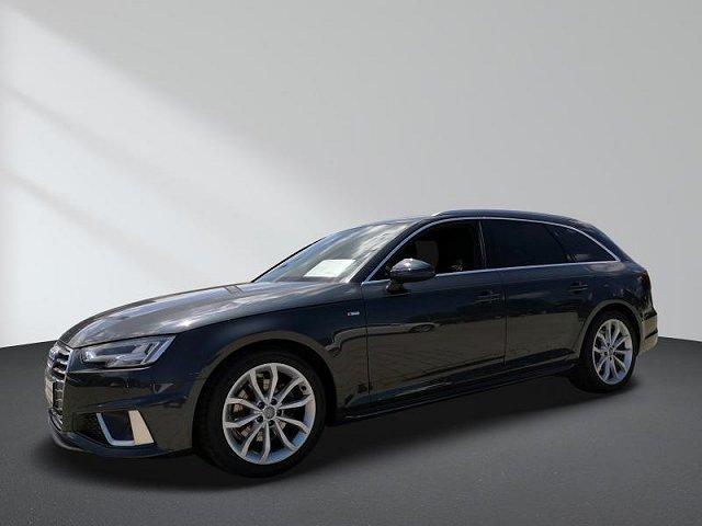Audi A4 Avant - 35 TDI S tronic S-Line 18 Leder LED Navi ACC Kamera Sitzheizung Bluetooth