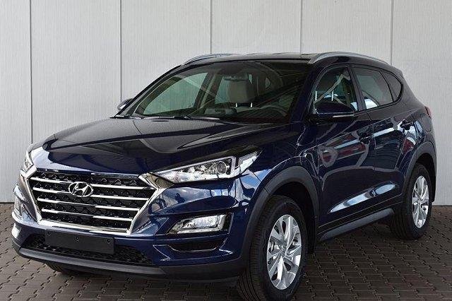 Hyundai Tucson - Style Comfort 1,6 GDi 97KW Navi PDC 2020