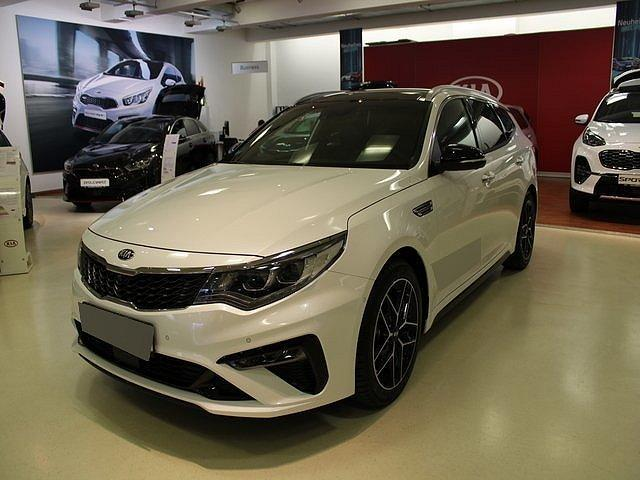 Kia Optima Sportswagon - 1.6 T-GDI DCT OPF GT Line