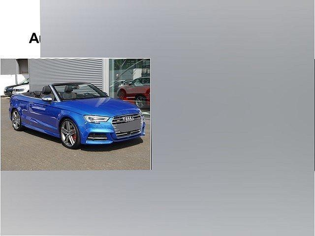 Audi S3 Cabriolet - 2.0 TFSI Q S tronic Matrix DAB Kopfra