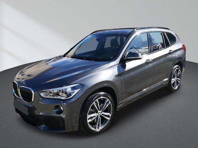 BMW X1 - xDrive20d M Sport Service inkl. Sportaut. Navi Alu 19-Zoll Komfortzugang LED PDC Sitzheizung Tempomat