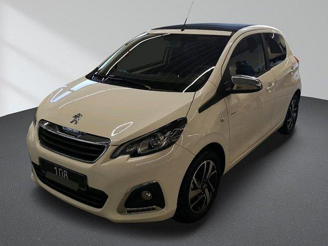 Peugeot 108 - Top! Style VTI 72 StopStart Sitzheizung, Rückfahrkamera, Klimaanlage