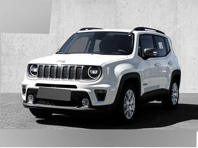 Jeep Renegade - 1.3 T-GDI Limited Navi BEATS LED-PAKET