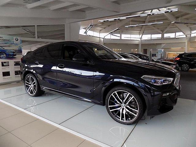 BMW X6 - xDrive30d M-Sport Innovation Entertainment
