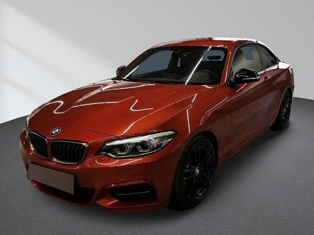 BMW M2 - M240i xDrive Service inkl. Steptronic Coupe Navi Prof. PDC