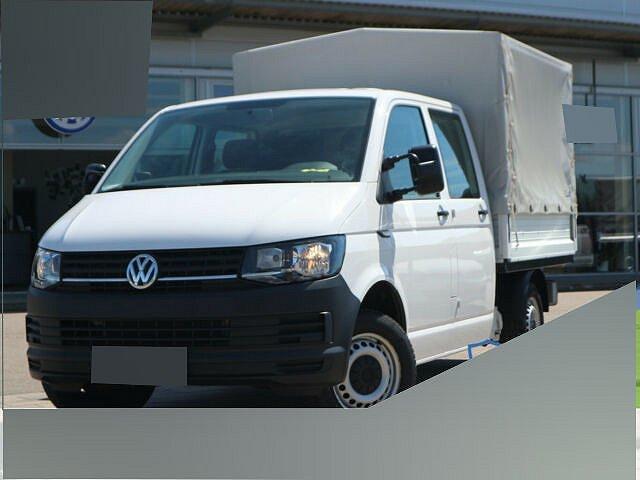 Volkswagen T6 Transporter - 2.0 TDI DOKA LR PRITSCHE+PLANE B