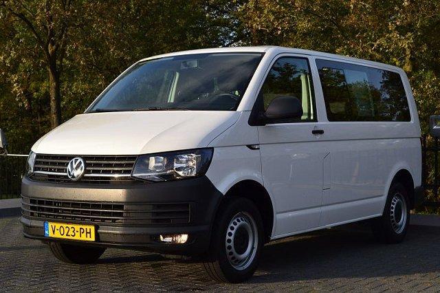Volkswagen - T6 2.0 TDi 62 Kombi L1H1 Dubbelcabine 6 pers