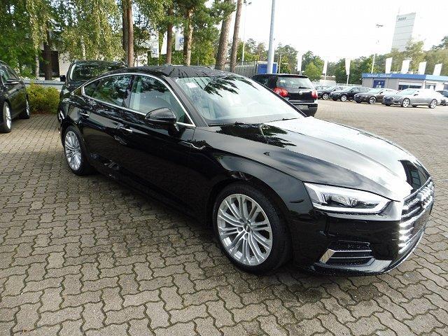 Audi A5 Sportback - DESIGN 40TFSI S-TRONIC+MATRIX/LEDER