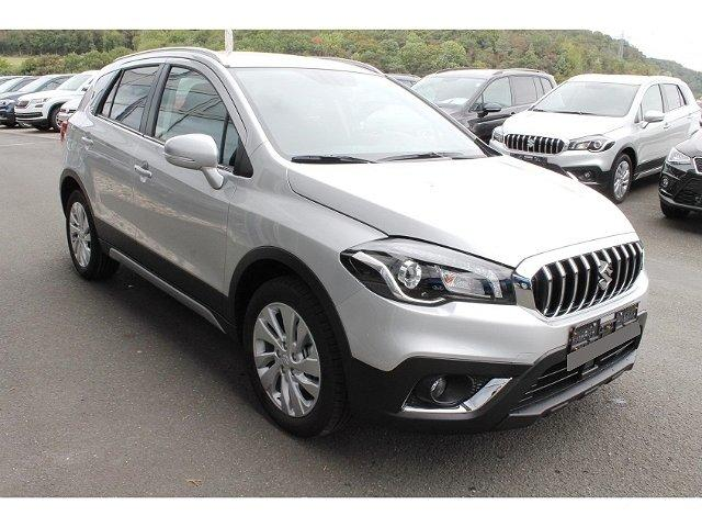 Suzuki SX4 S-Cross - 1.4 Mild Hybrid 48V 4x4 Navi Key Frey RFK LED SHZ Bluetooth