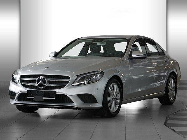 Mercedes-Benz C-Klasse - C 220 d Avantgarde Multibeam Spur+Totw. Navi Kam
