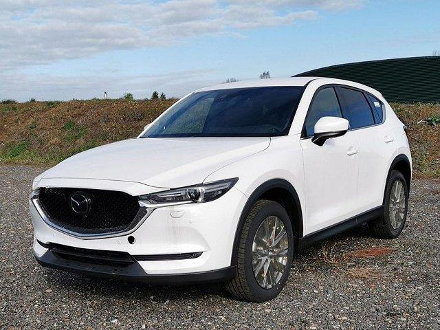 Mazda CX-5 - 2.5 194 PS Aut. AWD Sports-Line