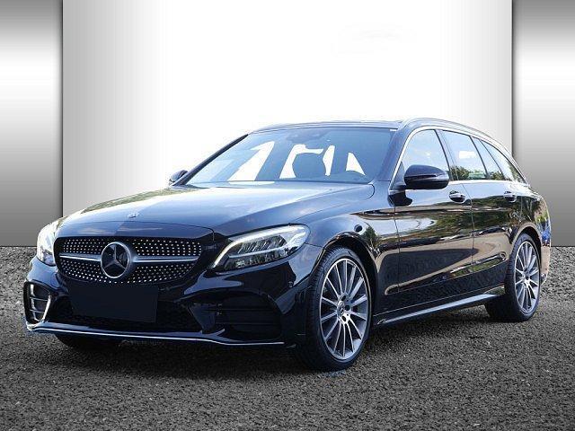 Mercedes-Benz C-Klasse - C 220 d T AMG Line Comand Pano Distr+ LED+ Kam.