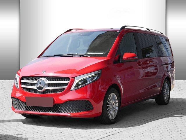 Mercedes-Benz V-Klasse - V 250 d Edition Lang MoPf 9G Liege-Paket AHK LED