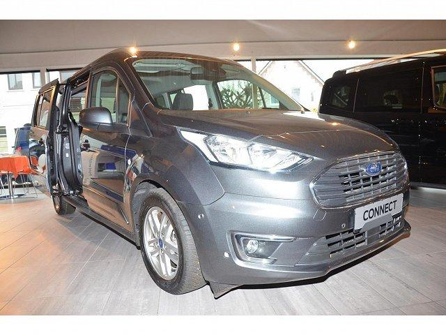 Ford Grand Tourneo - CONNECT TITANIUM NAVI / ACC KAMERA PDC PARKASSISTENT