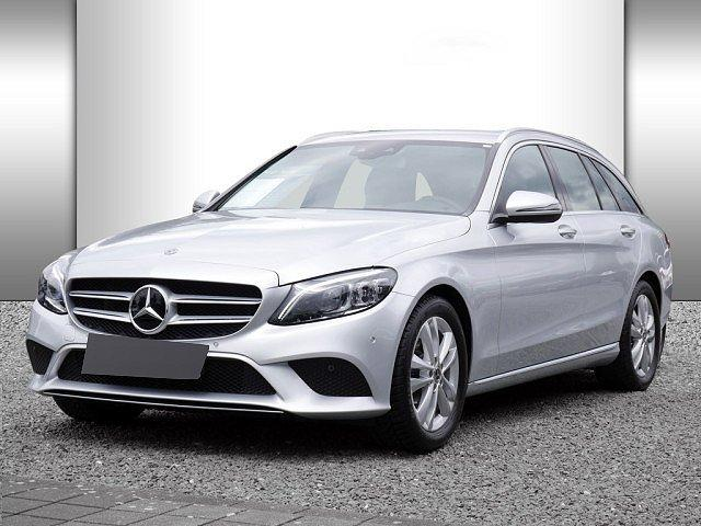 Mercedes-Benz C-Klasse - C 200 T Avantgarde AHK Multibeam Navi Kamera DAB