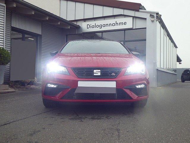 Seat Leon - FR Black Matt Edition TSI DSG +18 ZOLL+VIRT