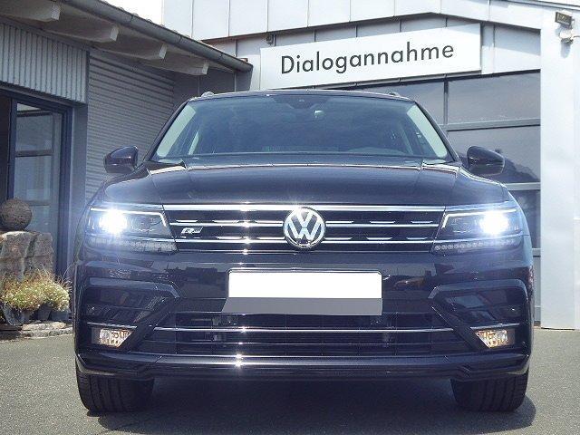 Volkswagen Tiguan - Highline R-line TSI 4Motion DSG +20 ZOLL