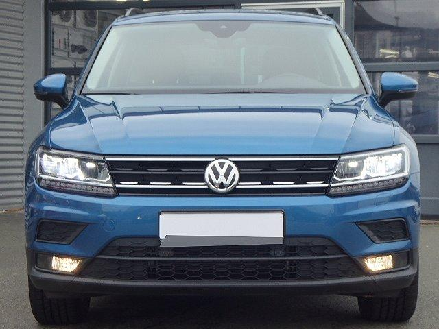 Volkswagen Tiguan - Comfortline TSI +18 ZOLL+AHK+ACC+LED+NAVI