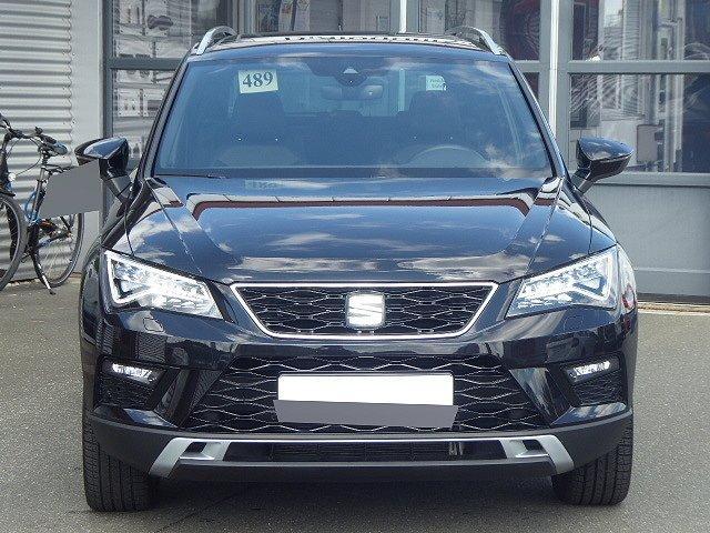 Seat Ateca - XCELLENCE TDI DSG +18 ZOLL+LED+PANORAMA+VI