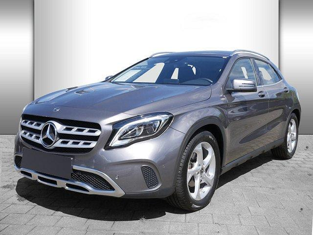 Mercedes-Benz GLA - 180 Urban LED Navi DAB 8