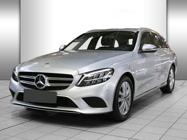 Mercedes-Benz C-Klasse - C 180 T Avantgarde Spur+Totw. LED+ Navi Kamera