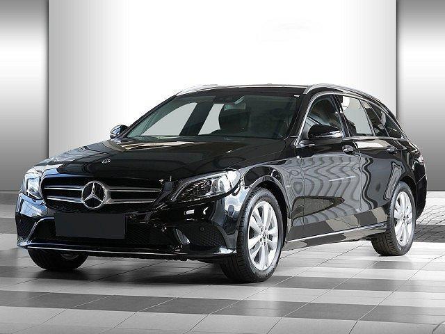 Mercedes-Benz C-Klasse - C 180 T Avantgarde Spur+Totw LED+ Navi Kamera