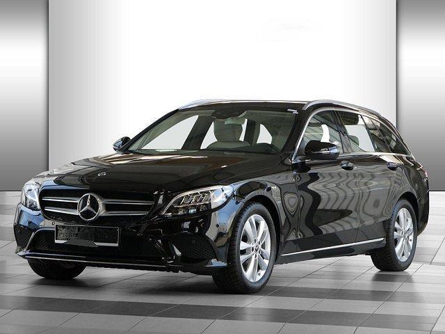 Mercedes-Benz C-Klasse - C 200 T Avantgarde Spur+Totw LED+ Navi Kamera BT