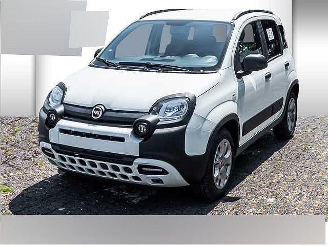 Fiat Panda - City Cross - DAB, Alufelgen, Klima, PDC hinten