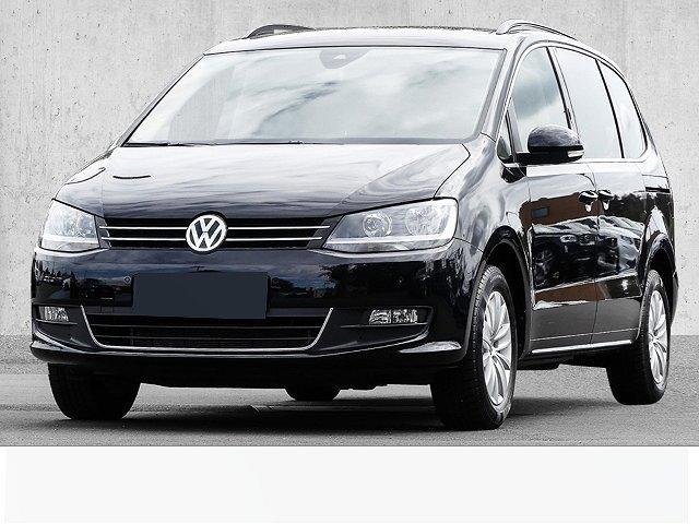Volkswagen Sharan - 1.4 TSI DSG Comfortline 7-Sitzer NAVI CLIMATRONIC
