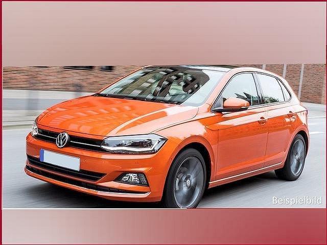 Volkswagen Polo - Comfortline 1.0 TSI DSG - LED/Handy-Navi/Cam/Ex...