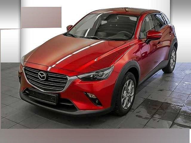 Mazda CX-3 - SKYACTIV-G 121 FWD Exclusive-Line ACAA Navi