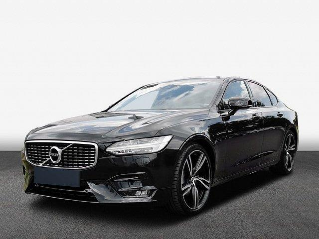 Volvo S90 - D4 Geartronic R Design Pano Standhzg Voll-LED