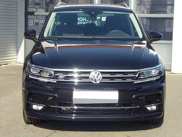 Volkswagen Tiguan - Highline R-Line TDI DSG +20 ZOLL+AHK+ACTI