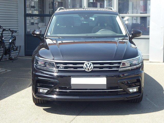 Volkswagen Tiguan - Highline R-Line 4MOTION TDI DSG +20 ZOLL+