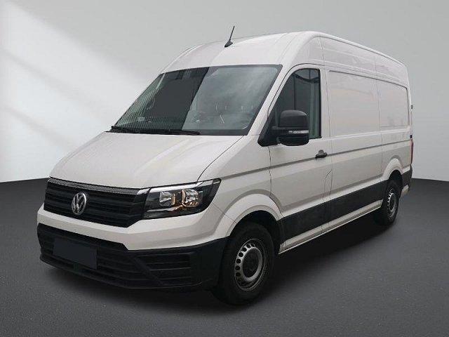 Volkswagen Crafter - 35 Kasten HD Motor: 2,0 l Getriebe: Frontantrieb 6-Gang-Schaltgetriebe Radstand: 3640 mm , AHK Navi Kamera GRA Klima