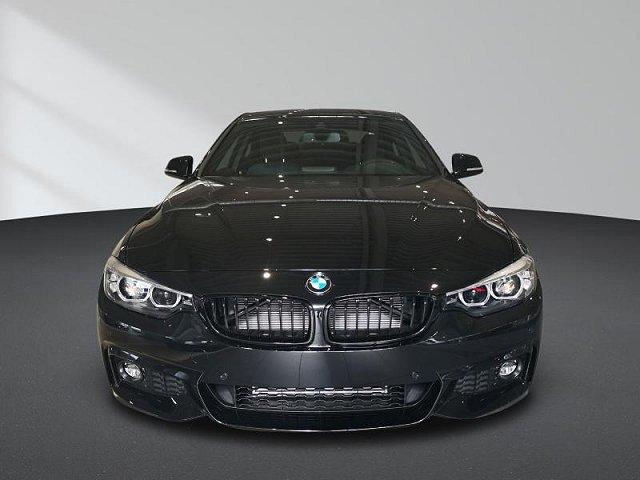 BMW 4er - 420d xDrive Coupé Sport-Aut M-Sport Business