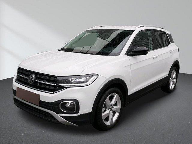 Volkswagen T-Cross - Style 1.0TSI OPF LED LaneAssist BlindSpot