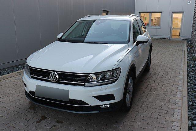 Volkswagen Tiguan - 2.0 TDI DSG Highline AHK,Navi,Active Info,L