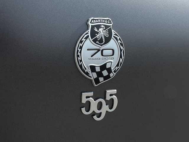 Abarth 595 Competizione 500