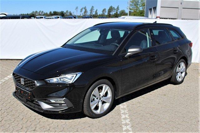 Seat Leon Sportstourer ST - FR Kombi Benziner Modell 2021 1.5 TSI 6-Gang
