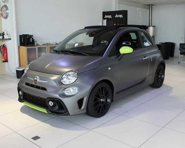Abarth 595 C 595C Pista , Klima, Apple CarPlay, Felge Formula