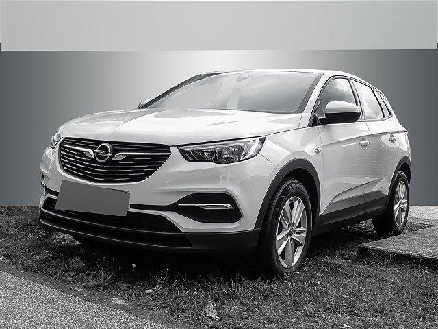 Opel Grandland X - Edition 1.2AT+ Navi+AHK+PDC+