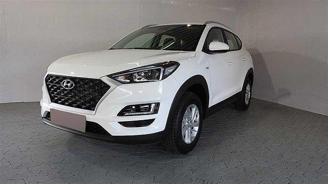 Hyundai Tucson - 1.6 Inspire WinterPack
