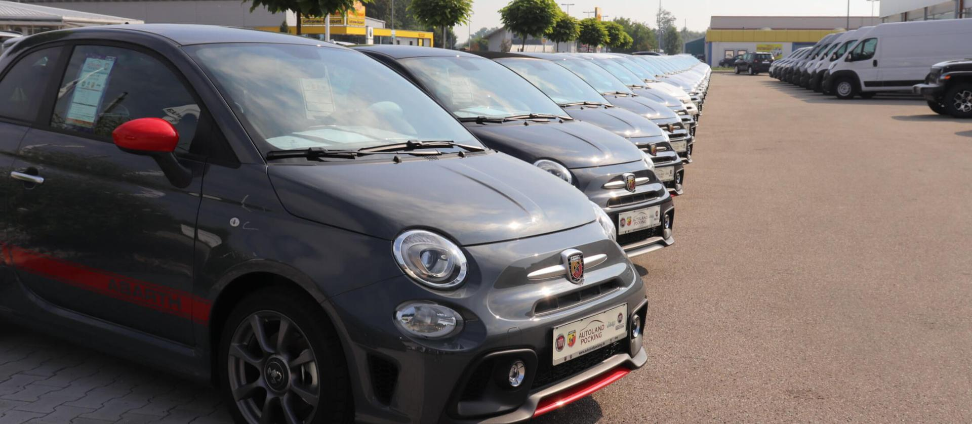 Fiat - Jeep - Abarth - Fiat Professional Autoland Pocking bei Passau — Super Auswahl | Super Preise | Super Service — EU Neuwagen  Vertragshändler Fiat