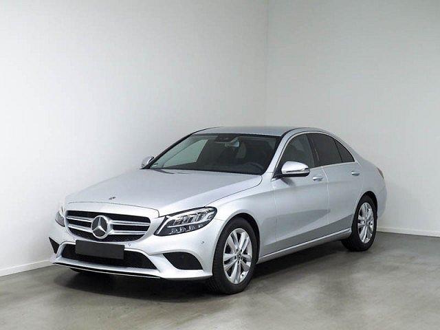 Mercedes-Benz C-Klasse - C 180 d Avantgarde Spur+Totw LED+ Navi Kamera BT